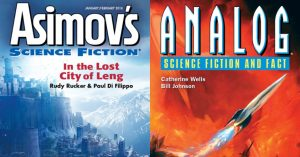 Science Fiction Markets